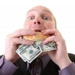 6095924-avidita-imprenditore-di-mangiare-il-denaro-uomo-mangiare-dollari-nel-display-di-avarizia-isolated-on