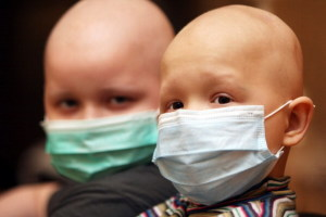 UKRAINE-HEALTH-CANCER-CHILDREN