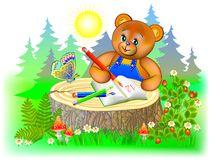 orso scrive