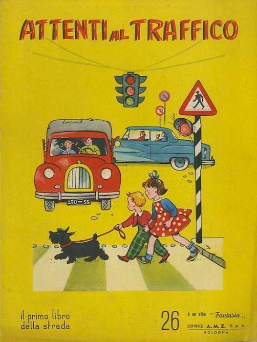 attenti al traffico