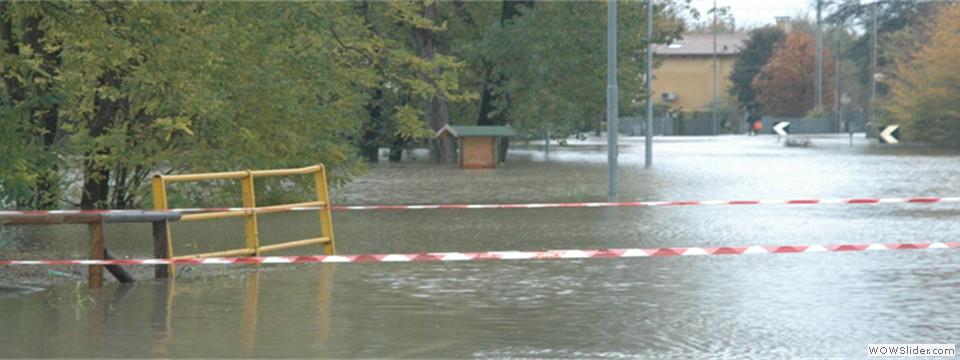 Alluvione a Francenigo 11 Novembre 2012